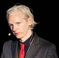 Julian Assange 2009