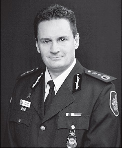 Commissioner Tony Negus - Australian Federal Police