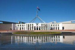 canberra - parliament house - australia