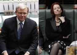 Julia Gillard - Kevin Rudd