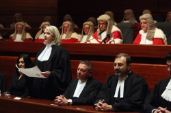 Linda Murph & NSW Chief Justice Bathurst