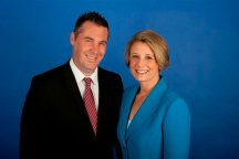 Peter Wicks and Kristine Keneally
