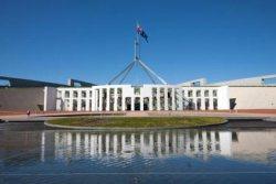 canberra-parliament house - australia