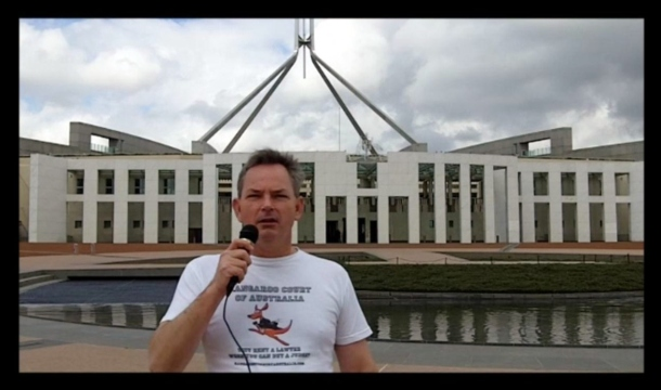 Shane Dowling - Canberra Trip - 17th September 2012