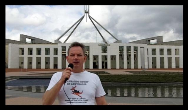 Shane Dowling - Canberra Trip - 17th September 2012