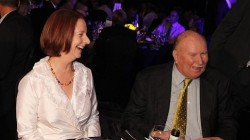 Julia Gillard Bill Ludwig