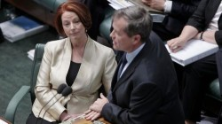 Bill Shorten - Julia Gillard