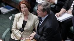 Bill Shorten - Julia Gillard