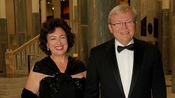 Therese Rein - Kevin Rudd