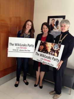 WikiLeaks Party