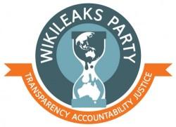 WikiLeaks Party Logo
