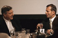 George Pell Tony Abbott
