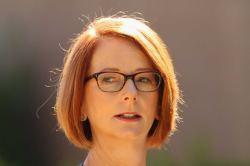 Julia Gillard 2013