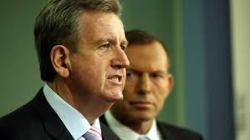 Tony Abbott - Barry O'Farrell