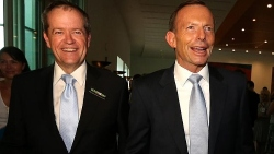 Bill Shorten and Tony Abbott