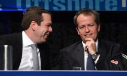 Bill Shorten and Paul Howes