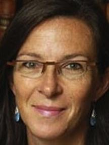 Justice Lucy McCallum