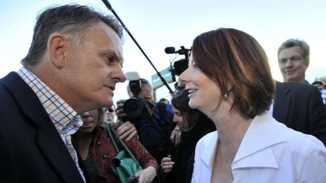 Mark Latham - Julia Gillard