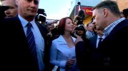 Mark Latham Julia Gillard