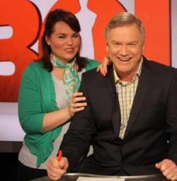 Andrew Bolt and Kitching