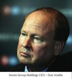 Don Voelte - CEO - Seven Group Holdings