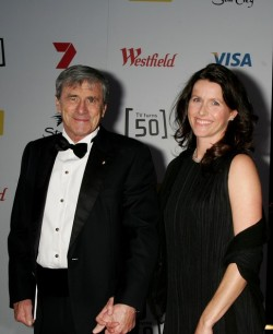 Kerry Stokes and 4th Wife