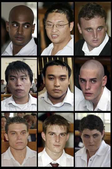 "Bali Nine judges allegedly ""asked for bribes""  Wouldn't happen in"