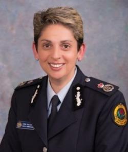 Tara McCarthy - NSW SES