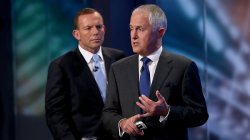 Tony Abbott - Malcolm Turnbull