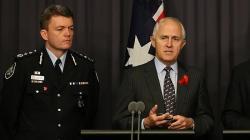 Andrew Colvin - Malcolm Turnbull
