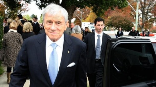 Kerry Stokes and Ryan Stokes - Picture from the AFR (Click here to see more)