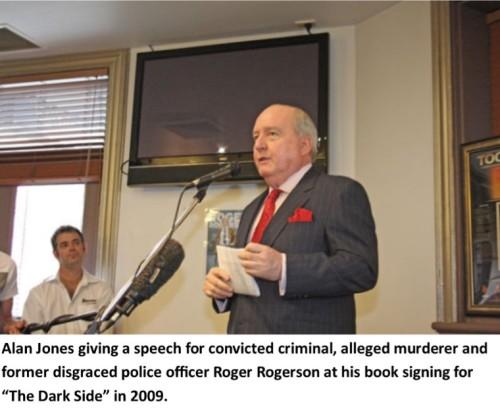Alan Jones Roger Rogerson book signing 5