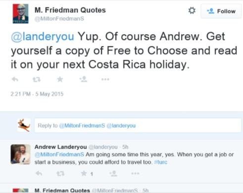 Andrew Landeryou Costa Rica