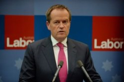 Bill Shorten leadership