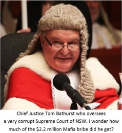 Chief Justice Tom Bathurst