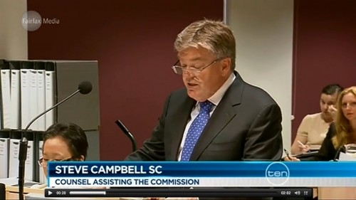 Stephen Campbell ICAC