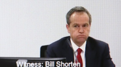 Bill Shorten Royal Commission