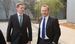 Andrew Hastie Tony Abbott