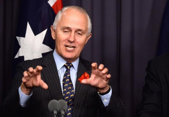 Resultado de imagem para Malcolm Turnbull