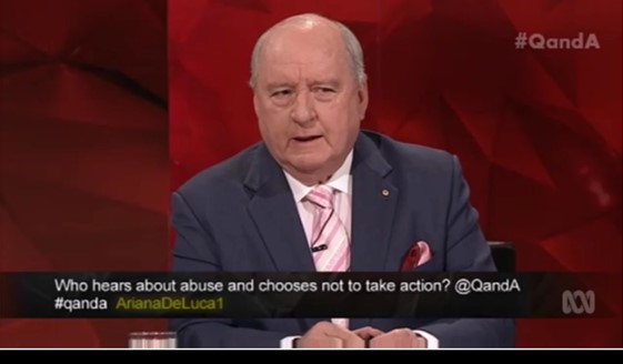 Alan Jones is under investigation by NSW Police for statutory rape