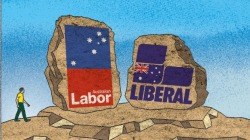Labor Party and Liberal Party