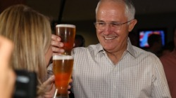 Malcolm Turnbull 2016 Election - 2